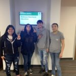 ULHS Native American Club College Visits