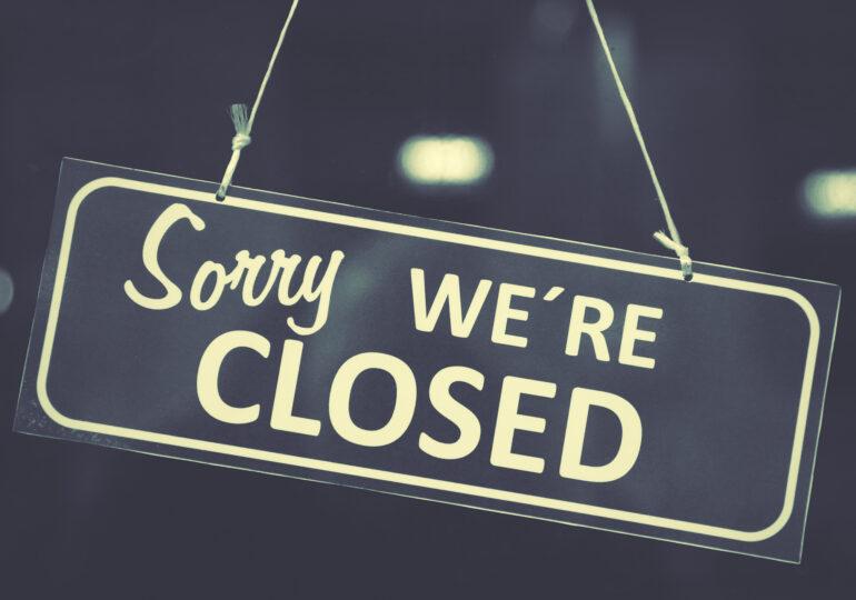 Recycling Center Closed Nov 25 - Nov 27 2020